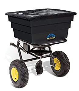 8 Best Tow Behind Broadcast Spreader for The Money in 2021! 1