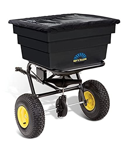 Spyker Pro Series Tow-Behind Spreader - 175lb  Capacity, Model Number  P30-17520