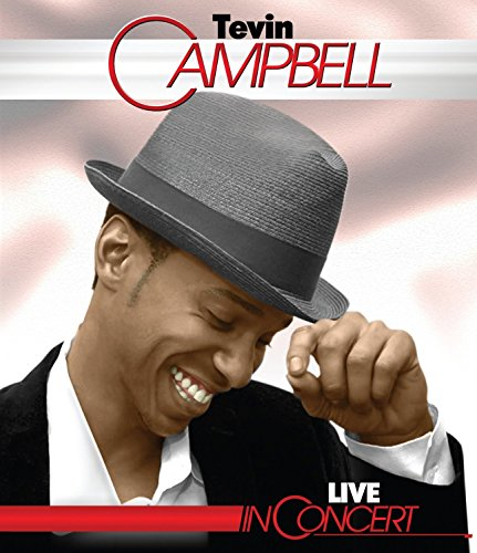 Blu-ray : Tevin Campbell - Live RNB 2013 (Blu-ray)