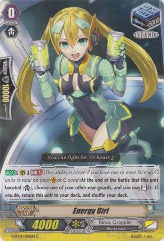 vanguard energy - 1