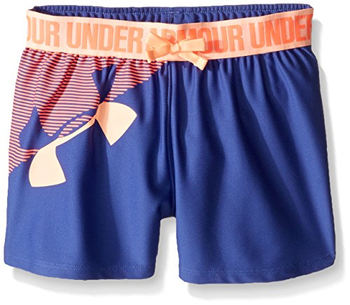 Under Armour Girls Graphic Play Up Short