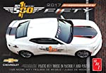 AMT AMT1059 1:25 2017 Chevy Camaro 'Fifty' Pace Car, Scale from AMT