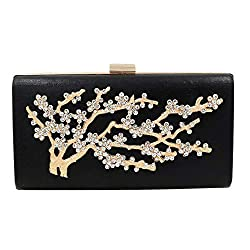 Elegant Tree Ornament Clutch