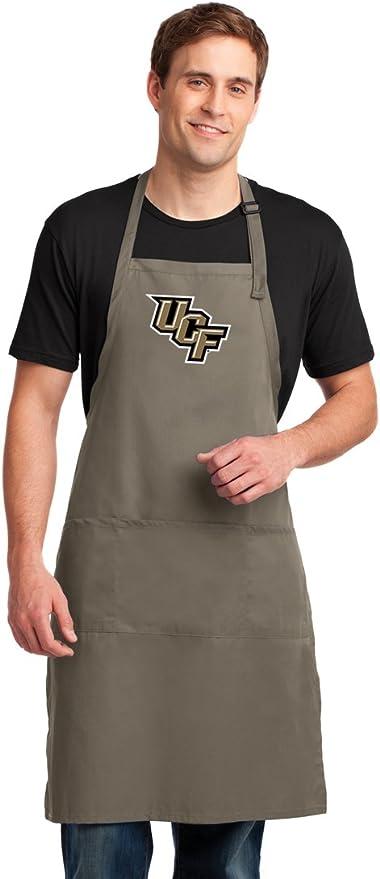 Broad Bay University of Central Florida Apron Large Size UCF Gift for Men or Women Man Him Her