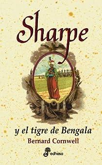 11. Sharpe y el tigre de bengala par Cornwell