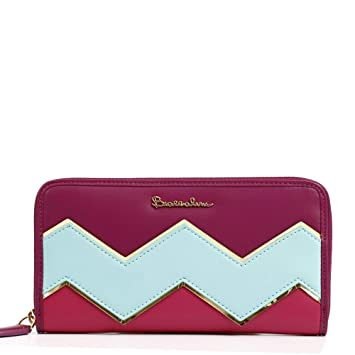 Braccialini Naomi wallet with zip