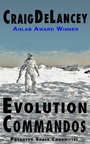 book cover of Evolution Commandos