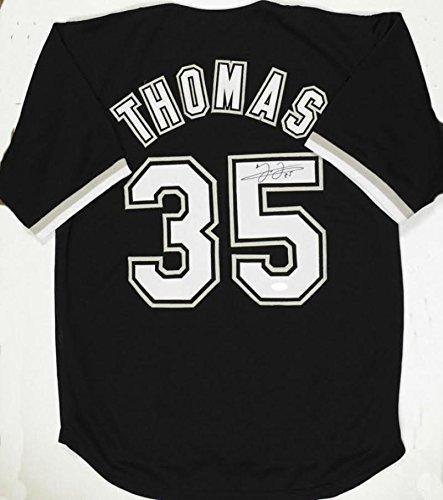 Frank Thomas Autographed Jersey Authentic ( JSA )