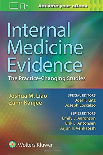 Internal Medicine Evidence