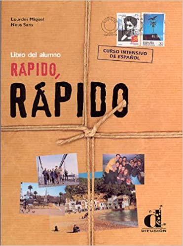Rapido rapido libro del alumno lourdes sans neus miquel rapido rapido libro del alumno lourdes sans neus miquel 9788484430650 amazon books fandeluxe Images