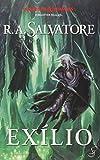 capa de A Lenda de Drizzt. Exílio - Volume 2