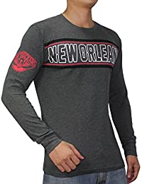 NEW ORLEANS PELICANS NBA Mens Athletic Long Sleeve Sweater Shirt