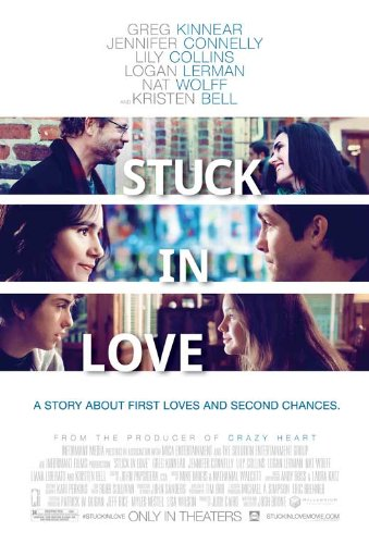Stuck in Love 2013 Movie Poster - Style A