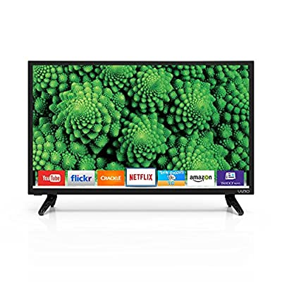 Vizio 24IN D-SERIES LED SMART TV 23.54IN DIAG D24H-E1 (Certified Refurbished)
