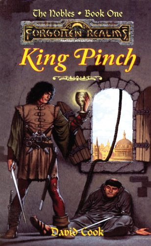 book cover of King Pinch