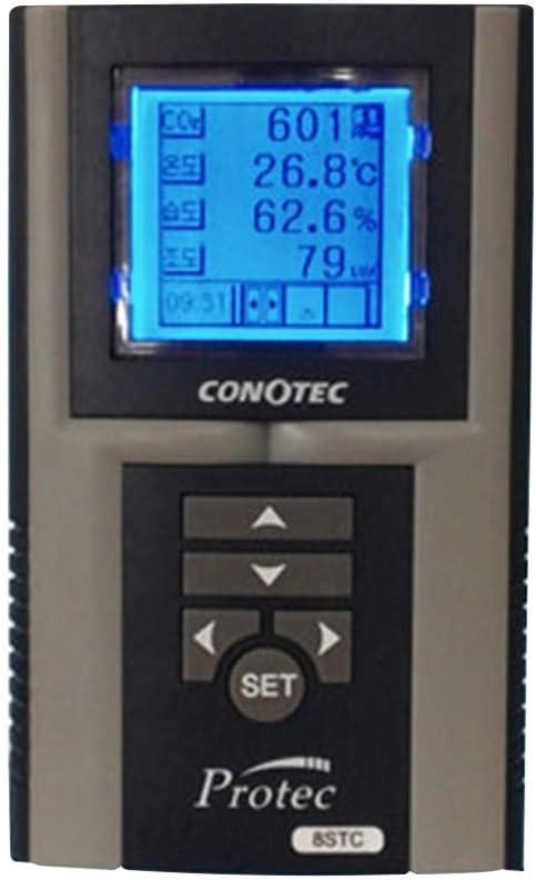 CONOTEC Fox-8Stc Controlador de CO2 Cubierta Sistema de Limpieza ...