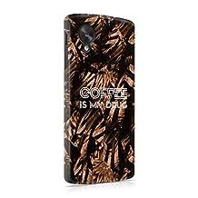 Coffee Is My Drug Hard Plastic Phone Case For LG Google Nexus 5