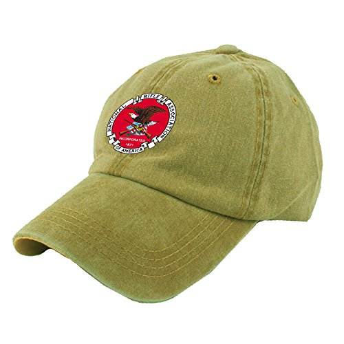 National Rifle Association NRA Dad Hat Adjustable Denim Hat Classic  Baseball Cap af4eb5874d0c