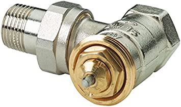 PN10 1183766 Eck R 3//4 Zoll Oventrop ThermostatventilBaureihe AV6 DN20