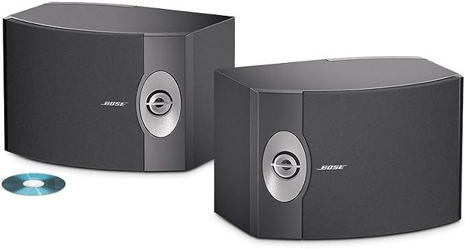 Bose 301 Serie V - Equipo de altavoces de 90W, negro