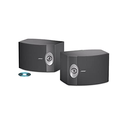 Wondrous Amazon Com Bose 301 V Stereo Loudspeakers Pair Black Home Audio Wiring Digital Resources Indicompassionincorg