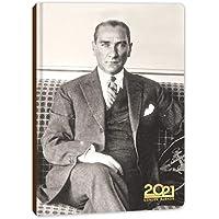 Keskin Color 14x20 Günlük Atatürk Ajanda - Büyük Önder