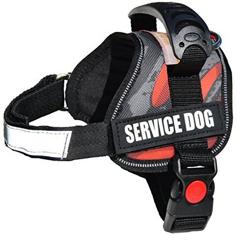 service animal vest xs - 4