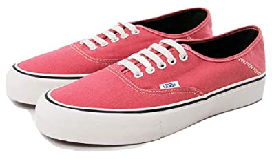 8f2db20342 Vans Authentic SF Salt Wash Desert Rose Marshmallow Men s Shoes (10.5 US Men  -