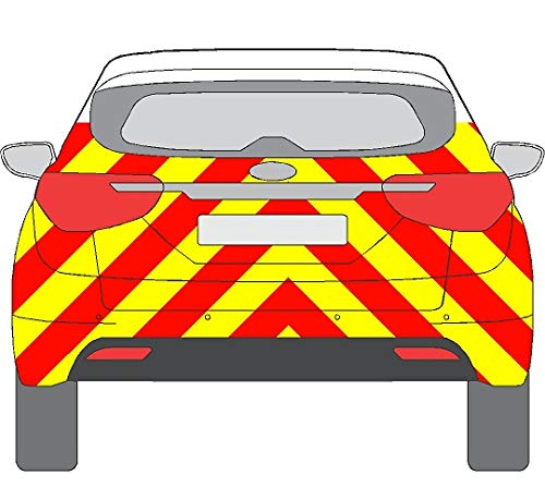 Fleet Design Hyundai i40 Tourer Chevrons