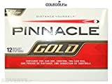 Pinnacle Gold Golf Ball Bright White 15 Balls