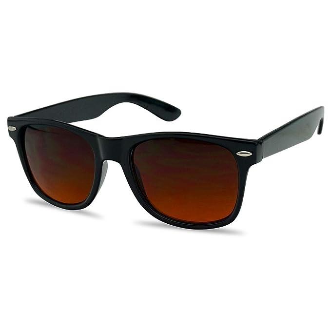 Amazon.com: anteojos de sol – Tope de los hombres negro ...