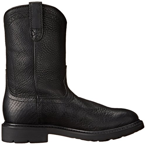 Ariat Mens Sierra Work Boot Black