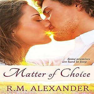 Matter of Choice Audiobook
