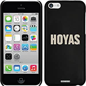 fashion case iphone 4s Black Thinshield Snap-On Case with Georgetown University Hoyas Design
