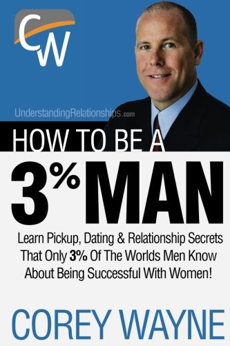 How To Be A 3% Man, Winning The Heart Of The Woman Of Your Dreams (Best Places To Meet Women)