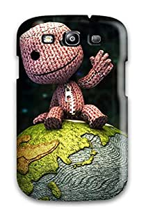 Ultra Slim Fit Hard Josephine Williams Case Cover Specially Made For Galaxy S3- Small World