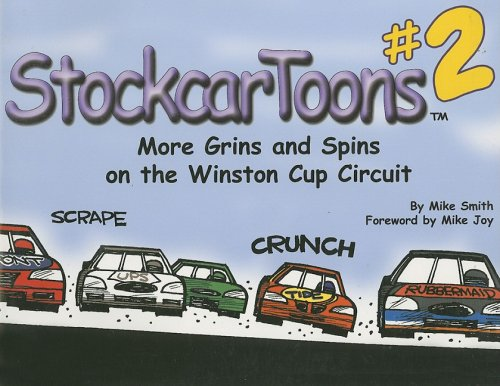 Download StockcarToons 2: More Spins and Grins on the Winston Cup Circuit ebook
