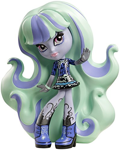 Monster High Vinyl Twyla Figure (Characters From Monster High)