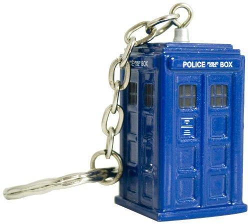 Doctor Who Keychain - Tardis Die Cast Key Ring
