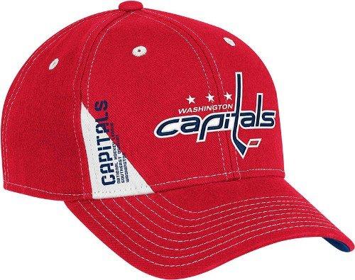 39db146f9 Reebok Washington Capitals NHL Structured Adjustable Hat - NE52Z