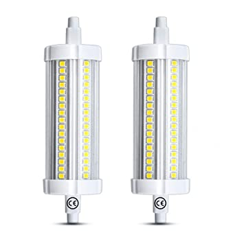 Luxvista 15W R7S LED J118 118mm No Regulable Bombilla, 1500 Lúmenes, 360 Grados,