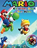 Mario Coloring Book for Kids: Mario and Friends Coloring Book (Super Mario Coloring Book)