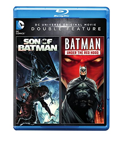 DCU: Son of Batman/DCU Batman: Under The Red Hood (BD) (DBFE) [Blu-ray] (Batman The Red Hood compare prices)