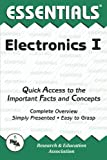 Electronics I Essentials, Research & Education Association Editors, 0878915915
