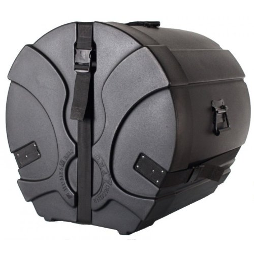 Humes & Berg Enduro Pro EP584BKSP 16 x 24 Inches Bass Drum Case with Foam (Case Enduro Bass Drum)