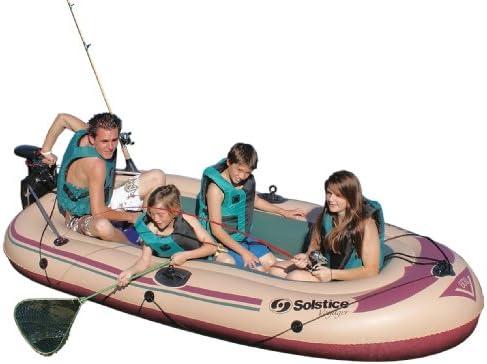 Amazon.com: Bote inflable para 6 personas de Solstice por ...