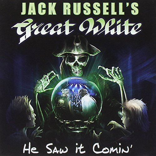 CD : Jack Russell'S Great White - He Saw It Coming (CD)