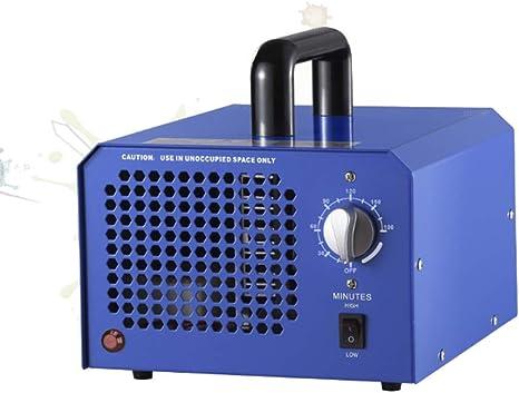 KEKE Generador De Ozono Comercial Purificador De Aire Ozonizador E Ionizador 3500-7000Mg / H para Habitaciones Medianas, Oficina, Barco Y Automóvil,: Amazon.es: Deportes y aire libre