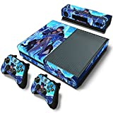 EBTY-Dreams Inc. - Microsoft Xbox One - Akame ga Kill! Anime Girl General Esdeath Vinyl Skin Sticker Decal Protector