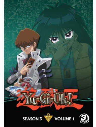 DVD : Yu-gi-oh! Classic: Season 3 Volume 1 (Full Frame, Subtitled, 3 Pack, 3PC)